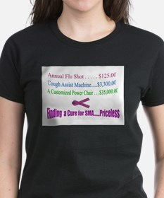 Finding a Cure...Priceless Tee