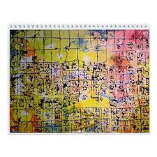 """Periodic Table"" Wall Calendar"