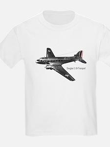 DOUGLAS C-39 TRANSPORT T-Shirt