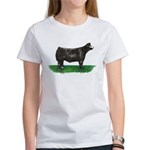 Baldie Steer Women's T-Shirt
