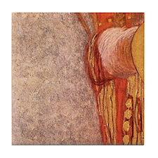 Tile 4/12 Klimt Art Tile Coaster Hygieia Medicine