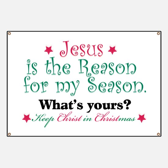Happy Birthday Jesus Banners Signs – Happy Birthday Jesus Invitations