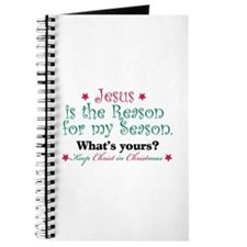 Jesus is my reason Journal