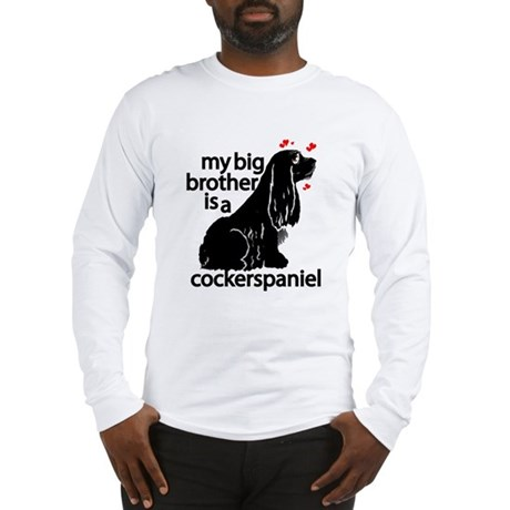 'My Big Brother...' Long Sleeve T-Shirt