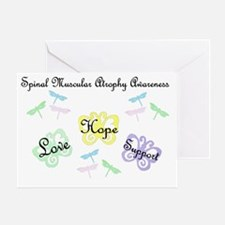 SMA Awareness Greeting Card
