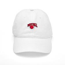 Dodge Ball Logo Baseball Cap