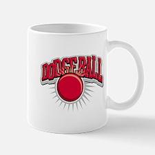 Dodge Ball Logo Mug