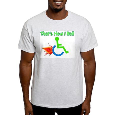 Green & Blue Light T-Shirt