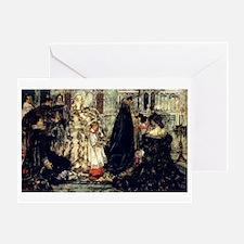 Christmas Card Medieval Christmas