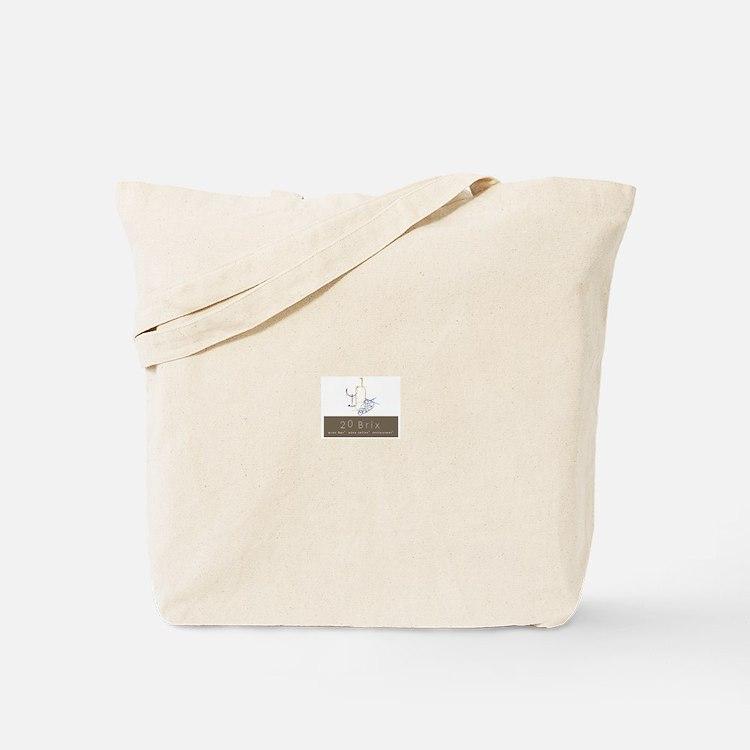 20 brix sweatshirt Tote Bag