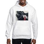 """One Man's Opinion"" Hooded Sweatshirt"