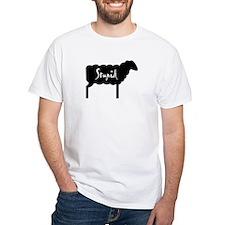 Twilight Bella Stupid Lamb Shirt