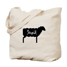 Twilight Bella Stupid Lamb Tote Bag