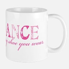 2-danceeveryshoe Mugs