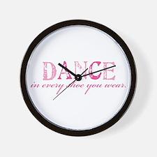 Cute Fame Wall Clock