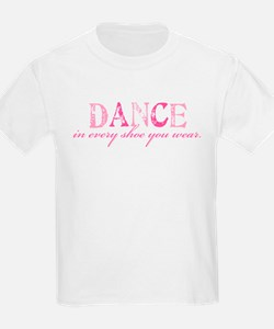 2-danceeveryshoe T-Shirt