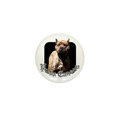 Presa Canario Mini Button (100 pack)