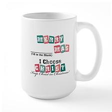 Merry blank mas2 Mug