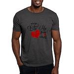 Please Bite Me Edward Dark T-Shirt