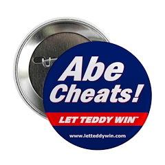 Abe Cheats! Button
