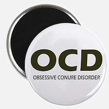 Obsessive Conure Disorder Magnet