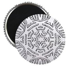 Cool Flaming chalice Magnet