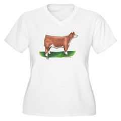Hereford Steer T-Shirt