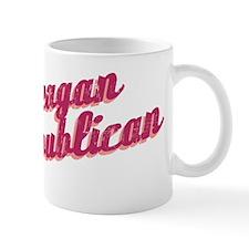 Reagan Republican (pink) Mug