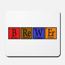 Brewer Compound Mousepad