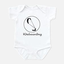 Kiteboarding Kitesurfing Infant Bodysuit