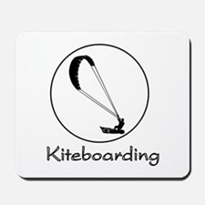 Kiteboarding Kitesurfing Mousepad
