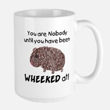 Wheeked At Large Mug