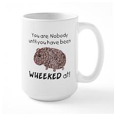 Wheeked At Mug