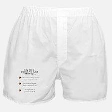 Guinea Pig Slave Boxer Shorts
