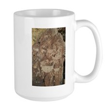 Desert Rock Art Mug