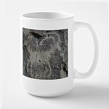 Desert Sheep Rock Art Mug