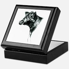 Angus Cow Keepsake Box