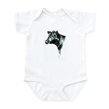 Angus Cow Infant Bodysuit