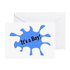 It's A Boy! Greeting Card