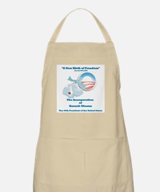 New Birth of Freedom Stork & Baby BBQ Apron