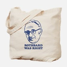 Rothbard Was Right Book Tote