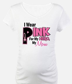 I Wear Pink For My Mom 19 Shirt
