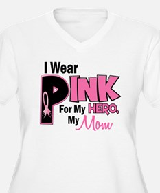 I Wear Pink For My Mom 19 T-Shirt