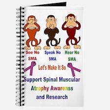 See...Speak...Hear Journal