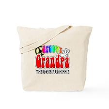 Groovy Grandpa Tote Bag