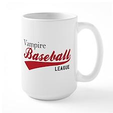 Vampire Baseball League Mug