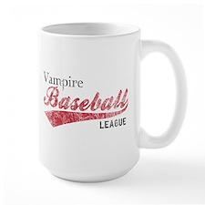 Vintage Vampire Baseball Mug