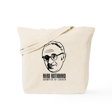 Read Rothbard Tote Bag
