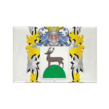 Maclernan Coat of Arms - Family Crest Magnets