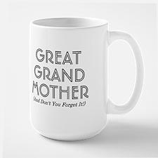 Mug- Great Grand Mother